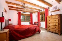 Das Master-Bedroom auf der Finca