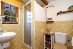 Badezimmer auf der Finca Mallorca Ca´n Bini